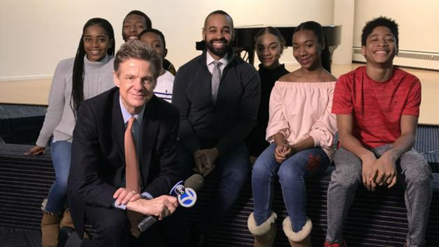 ABC7 News - More than just a box office hit: Harlem students share why 'Black Panther' is cultural phenomenon (February 24, 2018)