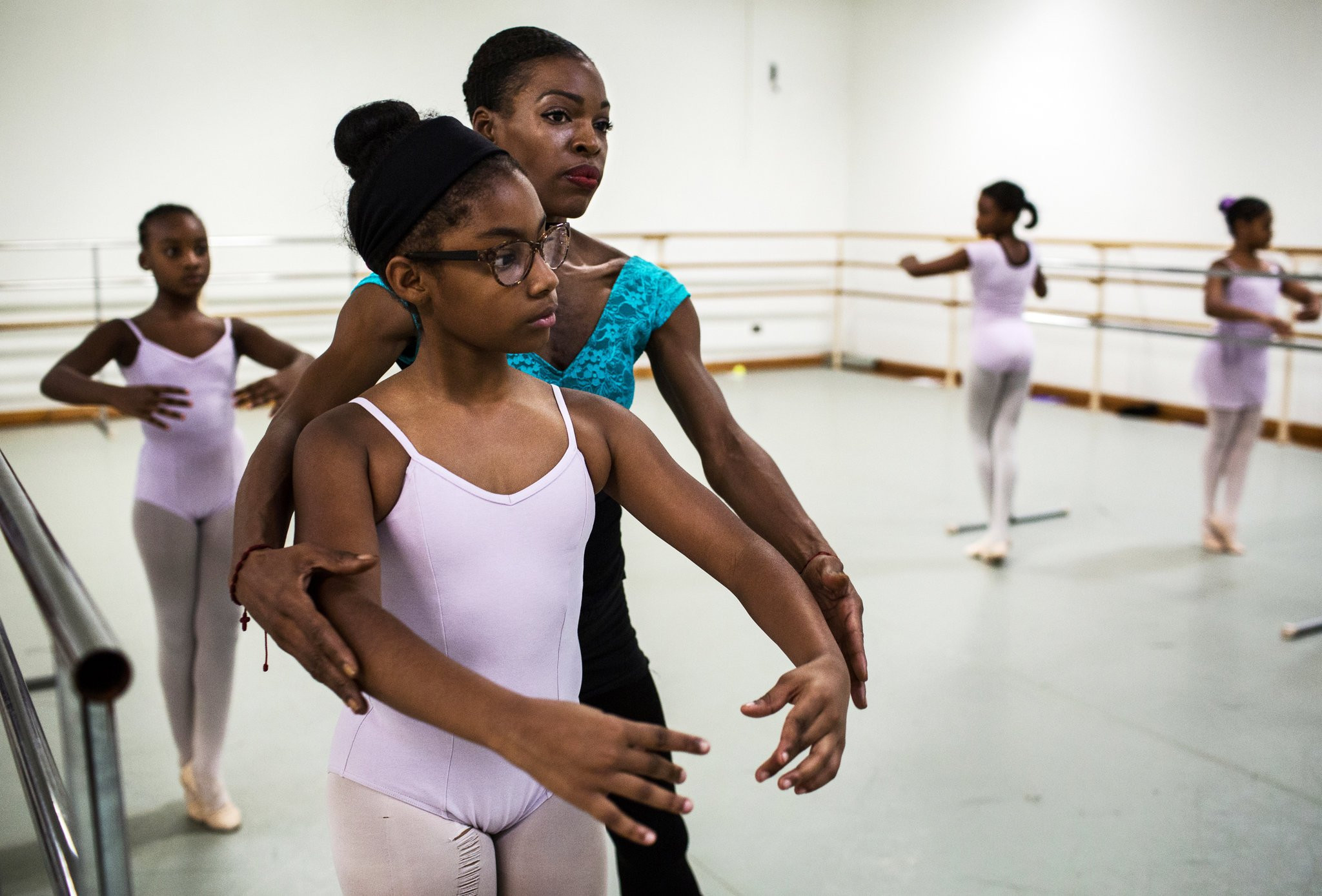 Harlem School of the Arts, Once Shuttered and in Debt, Now Dreams Big