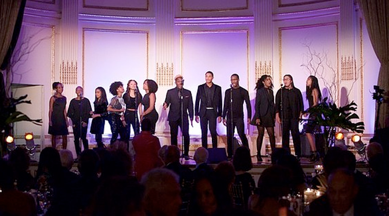THE HARLEM SCHOOL OF THE ARTS MASQUERADE BALL TOPS A MILLION IN CONTRIBUTIONS FOR THE SECOND STRAIGHT YEAR