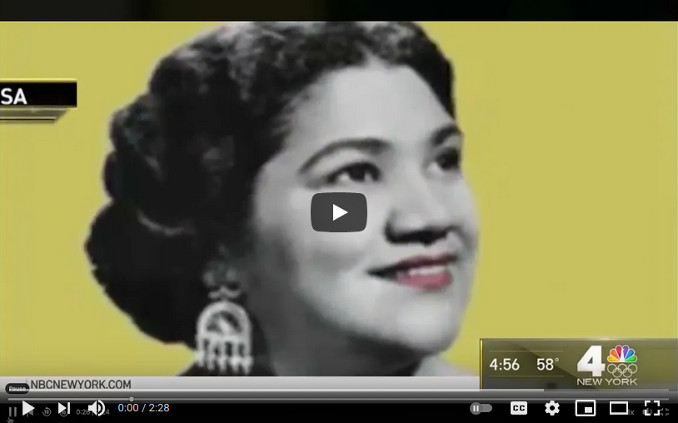 WOMEN'S HISTORY MONTH: FOCUS ON DOROTHY MAYNOR