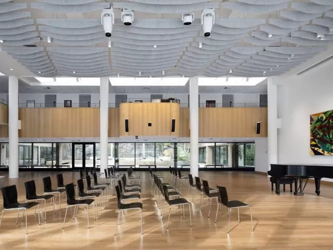 THE NEWLY RENOVATED HARLEM SCHOOL OF THE ARTS OPENS ITS DOORS TO HOSTING A WIDE ARRAY OF EVENTS
